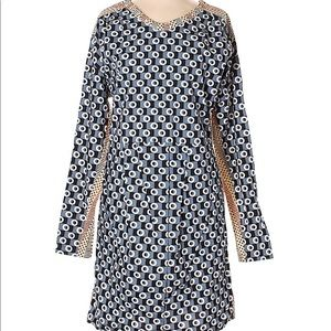 Marni for H&M cotton shift dress